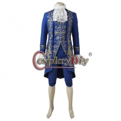 2017 Movie Beauty and the Beast the Beast Cosplay Costume outfit