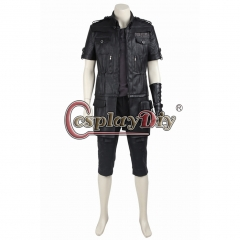 Final Fantasy XV Noctis Lucis Caelum Cosplay Costume Without Shoes