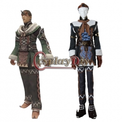 Final Fantasy XI Summoners Caller Cosplay Costume