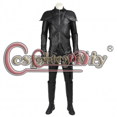 (with shoes)Final Fantasy VII:Advent Children Loz Cosplay Costume