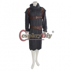 Cosplaydiy Game of Thrones Hodor Gentle Costume Adult Outfit Tunic Cosplay Costume
