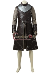 Game of Thrones Season 7 Jon Snow Costume Outfit