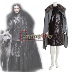 Game of Thrones Warriors Cosplay Costume Warriors of the North Costume Adult Halloween Custom Made