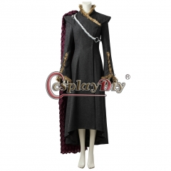 Game of Thrones Season 7 Daenerys Targaryen Dress Costume Mother of Dragon Dress cosplay costume