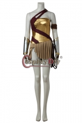 Wonder Woman Cosplay Diana Prince Costume Carnival Fancy battle suit