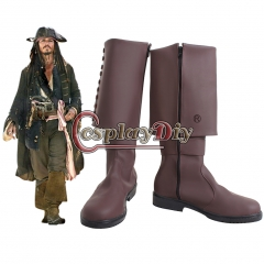 Pirates of the Caribbean Cosplay Shoes boots
