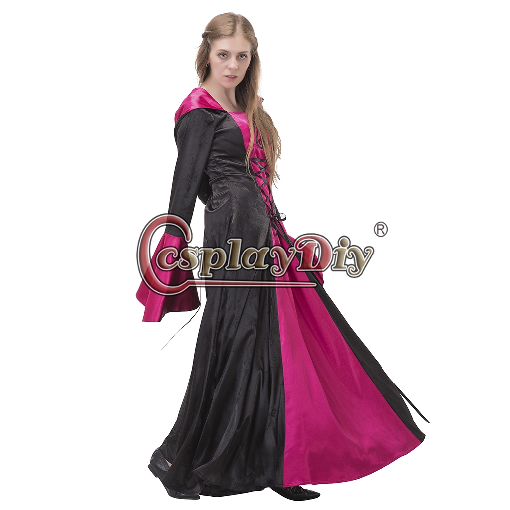 Cosplaydiy Medieval Renaissance Dresses Maiden Fancy Cosplay Adult ...