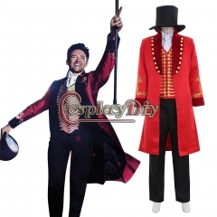 The Greatest Showman P. T. Barnum Full Set Customized Uniforms Cosplay costume