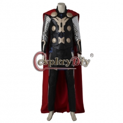 The Avengers Ultron Thor Odinson Cosplay Costume