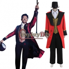 The Greatest Showman P. T. Barnum Cosplay costume V02
