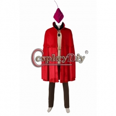 Sleeping Beauty Princess Aurora Prince Phillip cosplay costume outfit