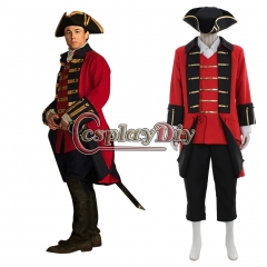 Outlander Jonathan Randall Outfit Cosplay for Carnival Party Cosplay Costume