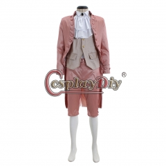 Europe Mediaeval Romeo Stage Tuxedo Party Cosplay Costume Men's Medieval Renaissance Fancy Dress