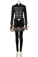 Avengers Infinity War Natasha Romanoff Black Widow Cosplay Costume