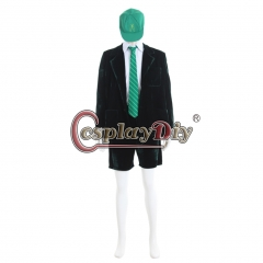 ACDC Band Green Outsuit For Adult Men's cosplay Costume