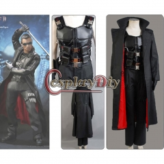 Blade Wesley Snipes the Vampire Slayer Cosplay Costume Cool Outsuit Halloween Party