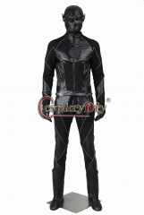 (with shoes)The Flash season 2 Zoom Flash cosplay costume