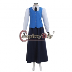 Doctor Who Jenny Flint For Women Halloween Cosplay Costume