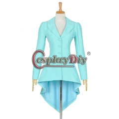Once Upon A Time Regina Mills Cosplay Costume Coat