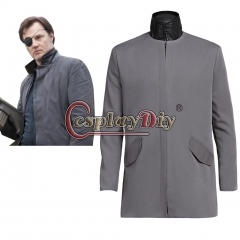 The Walking Dead Cosplay David Morrissey Jacket Cosplay Costume