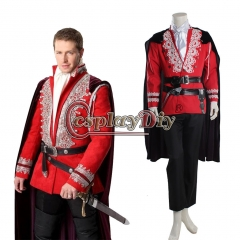 Prince Charming Outfit Costume for Once Upon a Time Cosplay Costume