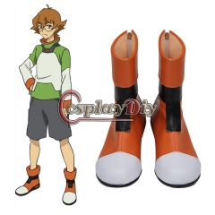 Voltron: Legendary Defender Pidge Cosplay Shoes Custom Made