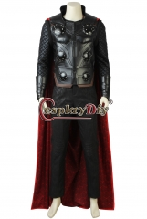 Avengers 3 Infinity War Thor Odinson Cosplay Costume