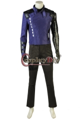 Avengers 3 Infinity War Winter Soldier Bucky Barnes Cosplay Costume