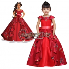Elena of Avalor Elena Princess Dress kids girls dress custom made