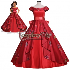 Elena of Avalor Elena Princess Dress Adult Ball Gown Dress