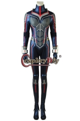 (with shoes)Ant-Man and the Wasp Hope Van Dyne Cosplay Costume