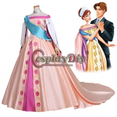 Princess Anastasia Fancy Cosplay costume dress