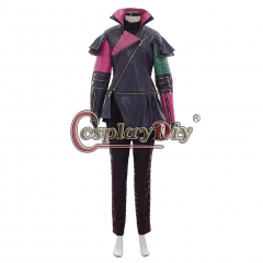 Descendants Mal Cosplay Costume