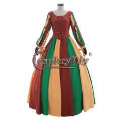 Renassiance Medieval festival dress cosplay