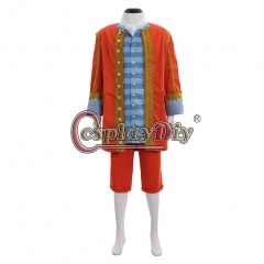 Men's medieval cosplay costume outfit