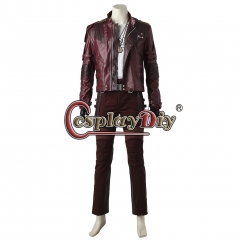 Guardians of the Galaxy star lord Star-Lord Peter Quill Cosplay Costume