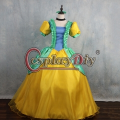 Cinderella Dress cinderella sisters Drizella dress cosplay costume