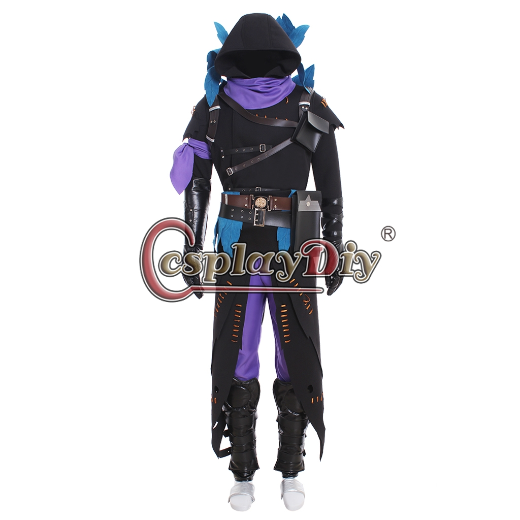 Raven outfit fortnite