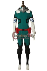 My Hero Academia Season3 Izuku Midoriya Deku battle costume New