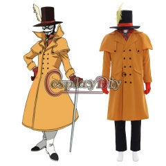 My Hero Academia Boku no Hero Akademia Mr.Compress Atsuhiro Sako Cosplay Costume