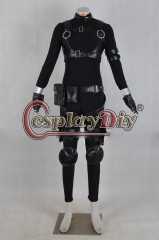 Mortal Kombat Cassie Cage Cosplay costume custom made