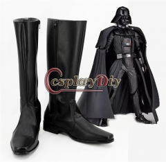 Star Wars Imperial Stormtrooper Darth Vader Cosplay Shoes Boots