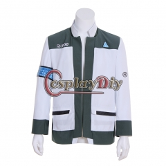 Detroit Become Human Connor RK900 Jacket Uniform Cosplay Costume