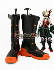 My Hero Academia Katsuki Bakugo Cosplay Shoes boots