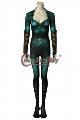 Aquaman Mera Cosplay Costume Jumpsuit cosplay costume
