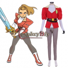 She-Ra: Princess of Power Princess Adora cosplay Costume