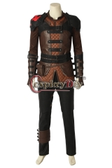How To Train Your Dragon 3 The Hidden World Hiccup cosplay costume