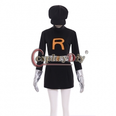 Pokemon Team Rocket Cosplay costume