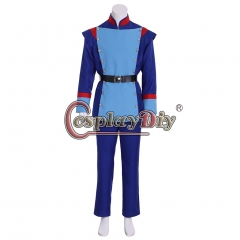 Custom Made Elena of Avalor Cosplay Costume Adult Cartoon Gabe Prince Cosplay Costume Halloween Suit Costume