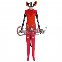 Cosplaydiy She-Ra and the Princesses of Power Catra Cosplay Costume Halloween costume custom made